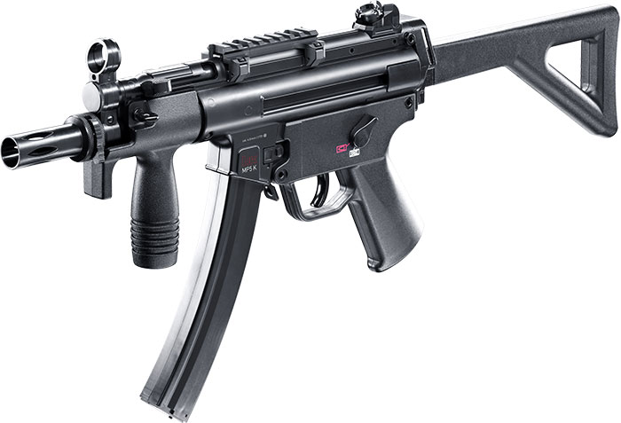 HK MP5 CO2-Maschinenpistole